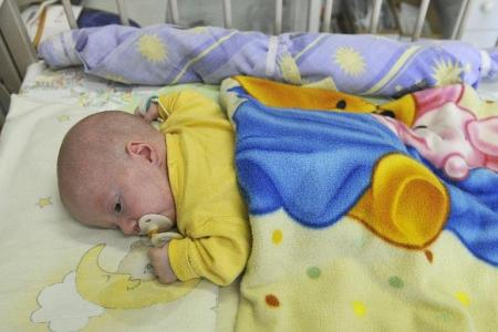 First-Polish-infant-to-survive-on-extreme-dialysis-on-HWN-MEDICAL-MIRACLES
